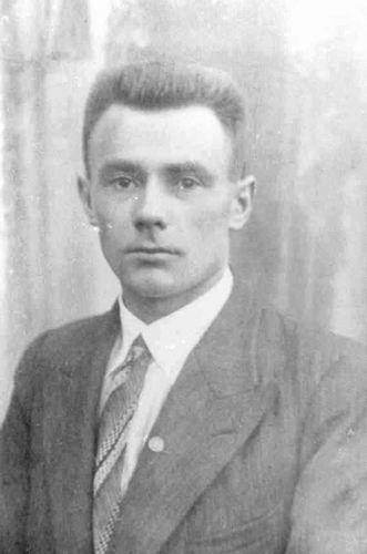 Klaveren Nicolaas v 1940