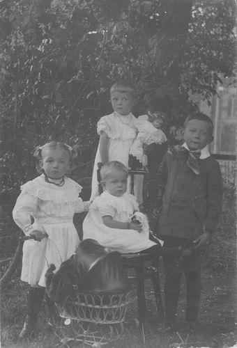 <b>ZOEKPLAATJE:</b>Granneman 02 Kinderen 1912±