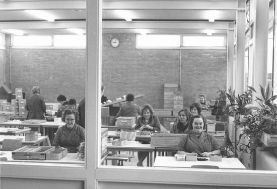 Ter Veenlaan 0018 1970± Meisjes Afd 02
