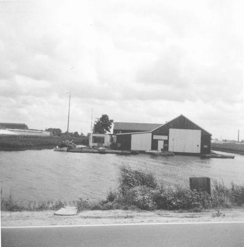 Aalsmeerderdijk 011_ Overzijde 1966 Jachtwerf 01