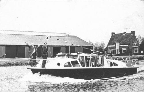 Aalsmeerderdijk 0150-151 1960± huize vd Berg