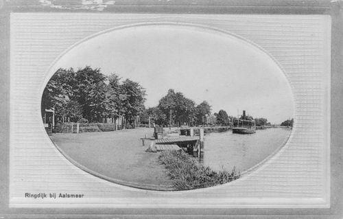 Aalsmeerderdijk 0391 1912 Aanlegsteiger Buitenlust