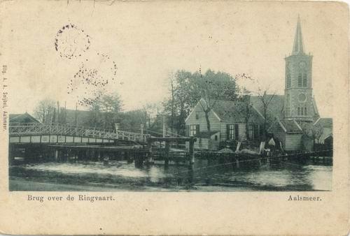 Aalsmeerderdijk 040_ 1901 Kanaalstraatbrug blauwig