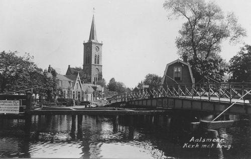 Aalsmeerderdijk 040_ 1934 Kanaalstraatbrug