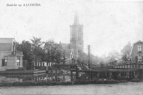Aalsmeerderdijk 040_ Kanaalstraatbrug 1914