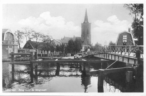 Aalsmeerderdijk 040_ Kanaalstraatbrug 1933