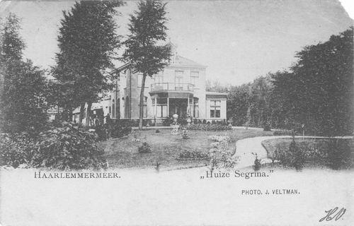 Aalsmeerderdijk 0640 1904 Huize Segrina 02