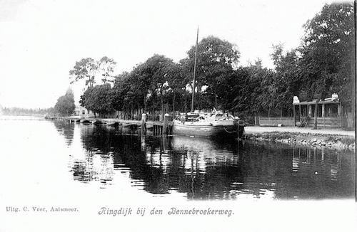 Aalsmeerderdijk 0673 1903 De Uil met Stoomboot_exposure