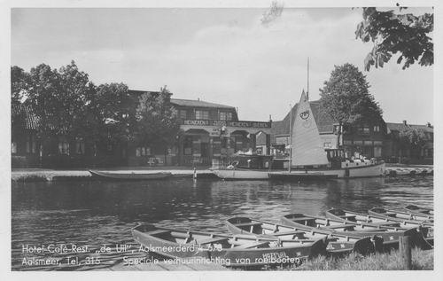 Aalsmeerderdijk 0673 1939 Cafe de Uil