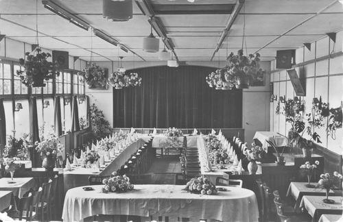Aalsmeerderdijk 0673 1951 Cafe de Uil Interieur