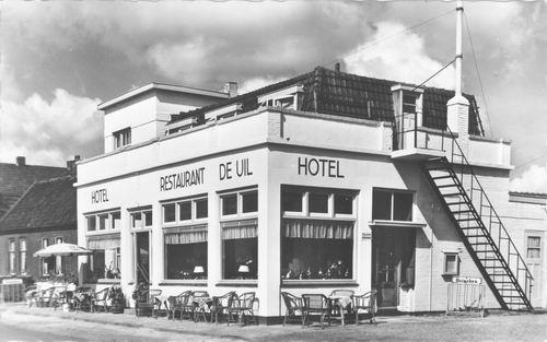 Aalsmeerderdijk 0673 1960 de Uil