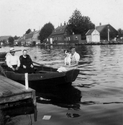 Aalsmeerderdijk 0675 1939 Pontje Hr Cokart 02