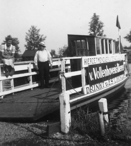 Aalsmeerderdijk 0675 1939 Pontje Hr Cokart 03