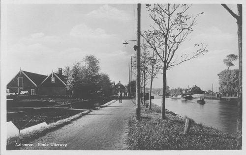 Aalsmeerderdijk 067_ Overzijde Einde Uiterweg 1934
