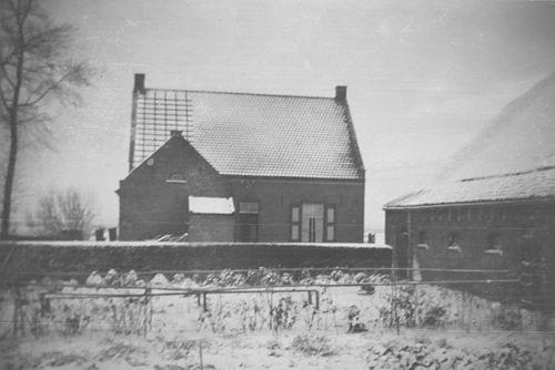 Aalsmeerderweg O 0094 1938 Josepha s Hoeve voor de Sloop 01