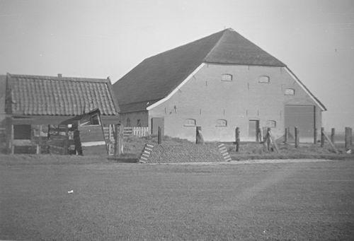 Aalsmeerderweg O 0094 1938 Josepha s Hoeve voor de Sloop 08
