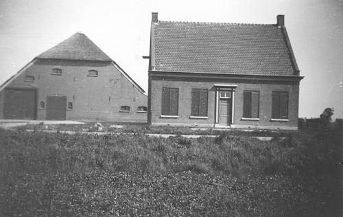 Aalsmeerderweg O 0094 1938 Josepha s Hoeve voor de Sloop 11