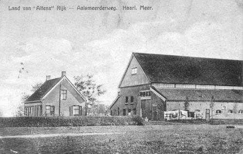 Aalsmeerderweg O 0170 1934 Land van Altena