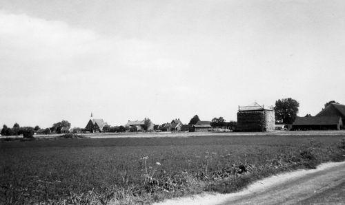 Aalsmeerderweg_O_030__1959_Dorpsgezicht vanaf Vijfhuizerweg
