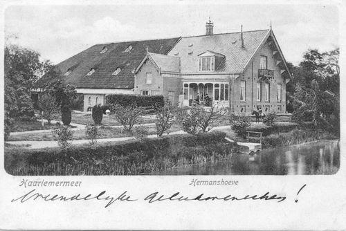 Aalsmeerderweg O 0318 1901 Hermanshoeve
