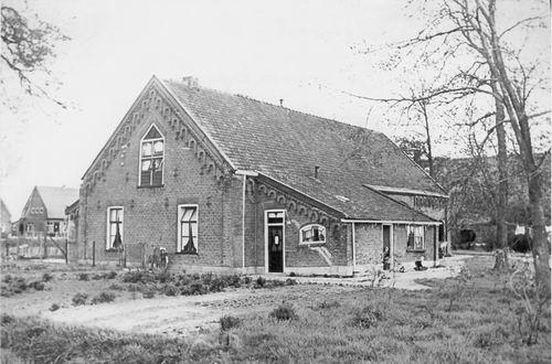 Aalsmeerderweg O 0318 Hermanshoeve Koetshuis
