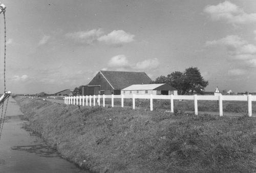 Aalsmeerderweg O 0422 1962 Opstallen Piet Mantel