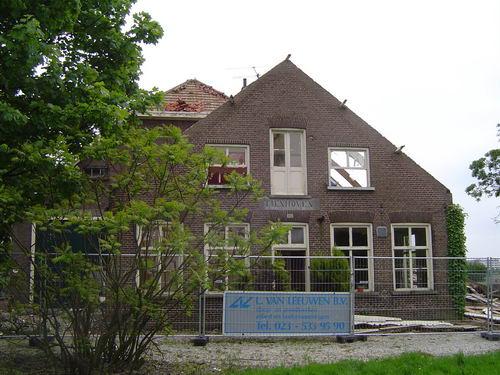Aalsmeerderweg O 0512 2005 Sloop boerderij Tienhoven