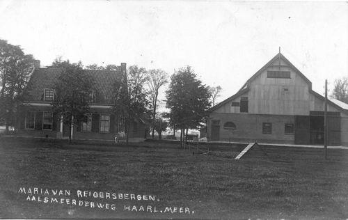 Aalsmeerderweg W 0097 1928 Maria v Reigersbergen