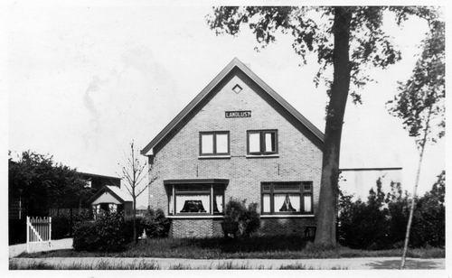 Aalsmeerderweg W 0127 1937 Hoeve Landlust