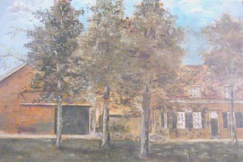 Aalsmeerderweg W 0127 19__ Elsje v Houweningen Schilderij