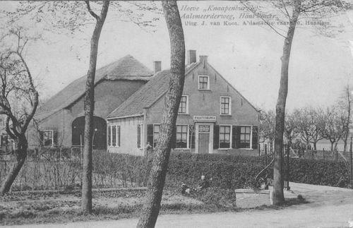 Aalsmeerderweg W 0179 1908 Knaapenburgh