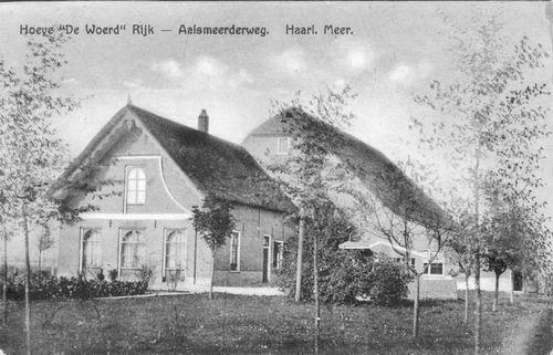 Aalsmeerderweg W 0249 Hoeve De Woerd