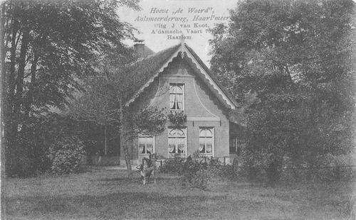 Aalsmeerderweg W 0249 Hoeve De Woerd 05