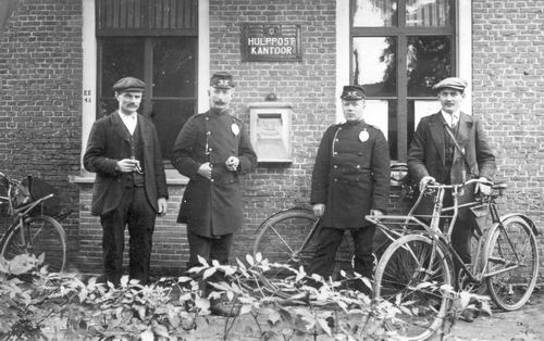 Aalsmeerderweg W 0249 Hoeve De Woerd Hulppostkantoor