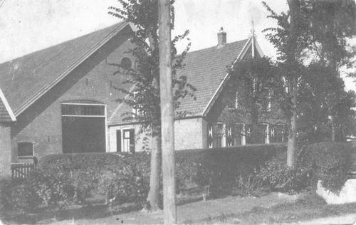 Aalsmeerderweg W 0325 Boerderij fam Jan Roos