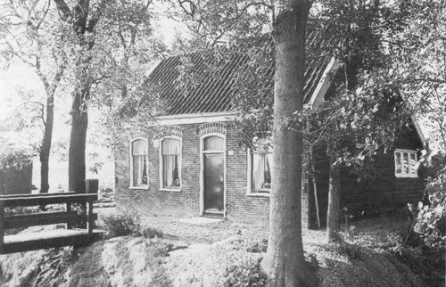 Aalsmeerderweg W 0373 1979 De Zwaluw Arbeidershuisje