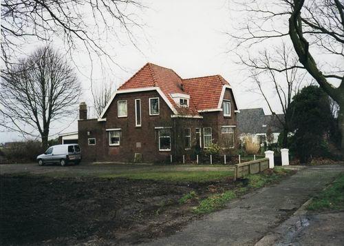 Aalsmeerderweg W 0455 2005 Woning Hoofdonderwijzer