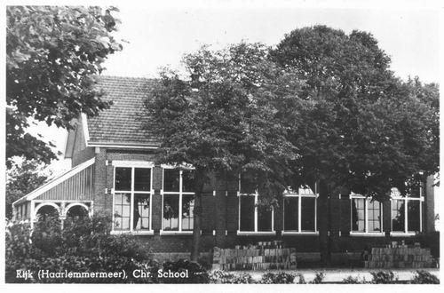 Aalsmeerderweg W 0457 1948 Christelijke School