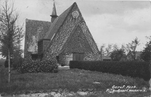 Aalsmeerderweg W 0463 193_ Geref Kerk