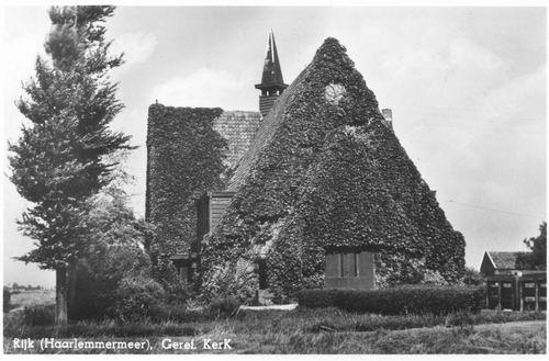 Aalsmeerderweg W 0463 1948 Geref Kerk
