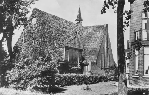 Aalsmeerderweg W 0463 1960 Geref Kerk