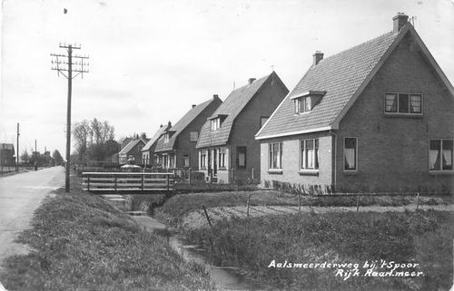 Aalsmeerderweg W 0475-493 193_ Zicht bij t Spoor