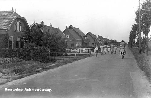 Aalsmeerderweg W 0493-461 194- Zicht naar Noorden