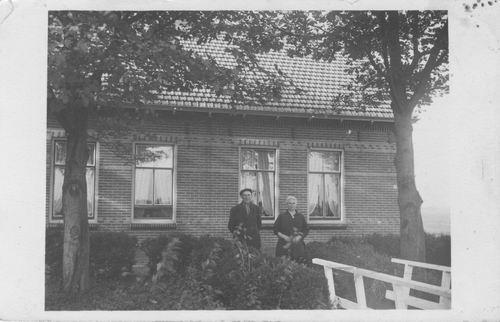 Aalsmeerderweg W 0613 1936 Huize Gilles Groeneweg
