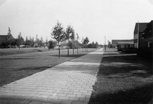 Adelaarstraat 0015 1961-62 Kromme Tocht en RK Pastorie