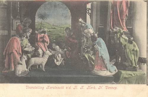 Anthoniusstraat 0016 1907 RK Kerk Kerstvoorstelling