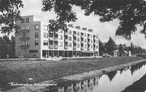 Arendstraat N 000001 1960 Schuilhoeveflat