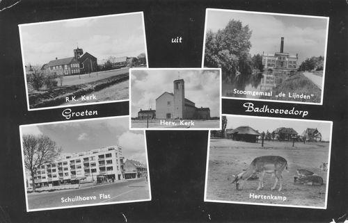 Badhoevedorp 5-luik 1952