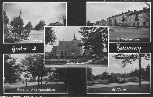 Badhoevedorp 5-luik 1956