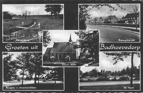 Badhoevedorp 5-luik 1958
